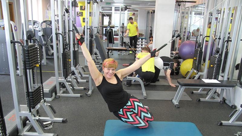 Упражнения доктора Бубновского