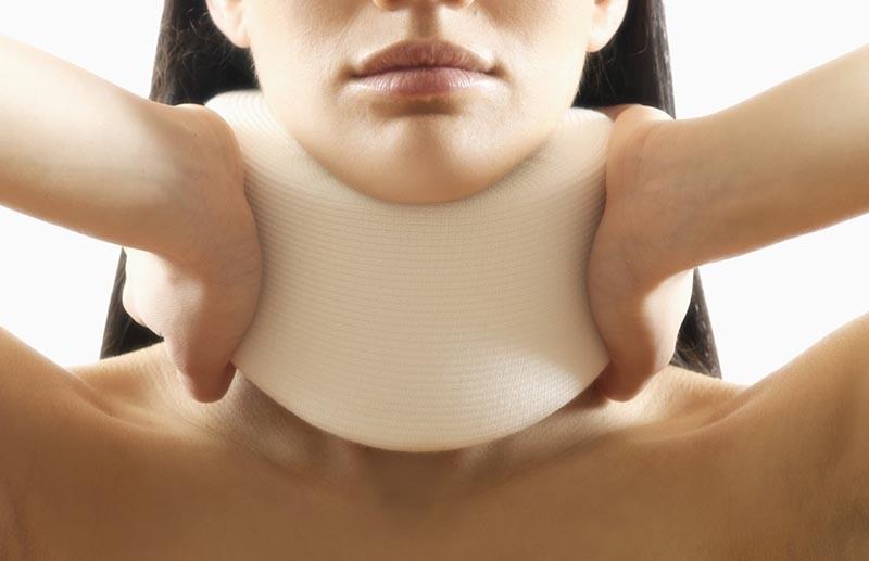 Лечение травмы шейного отдела позвоночника