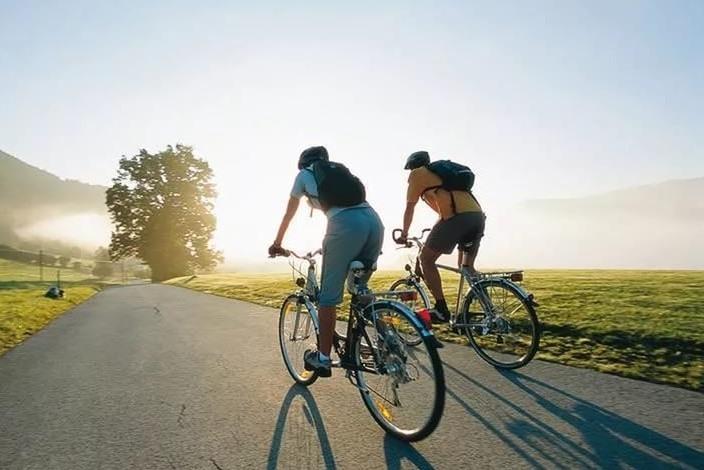 Езда на велосипедах