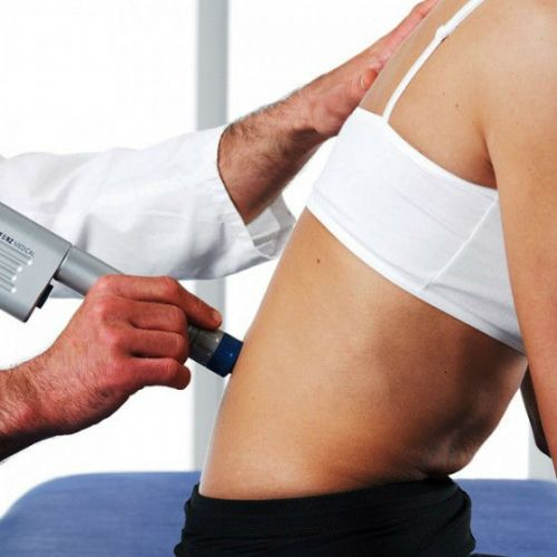 Физиотерапия для позвоночника