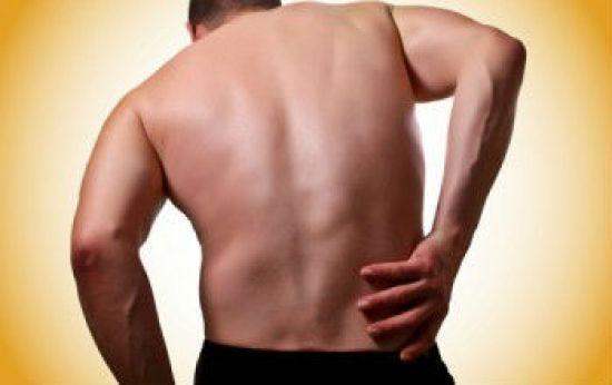 Боль в спине справа