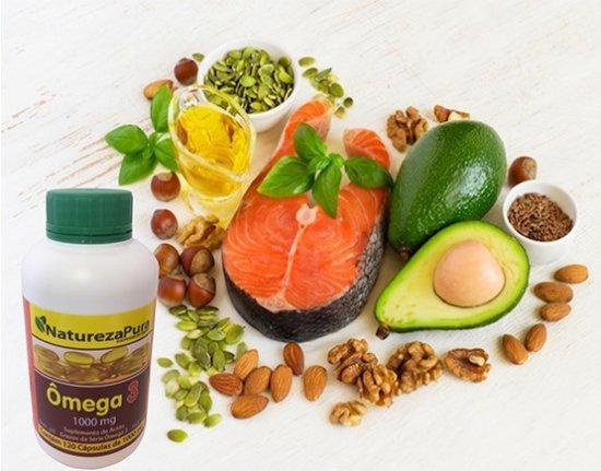 Источники Омега-3 жирных кислот