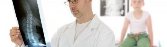Сколиоз на рентгене