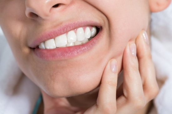 Боль в зубах