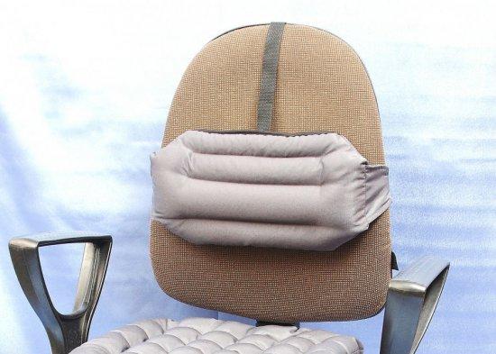 Подушка для спины в офис