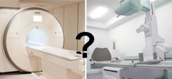 МРТ и рентгенография