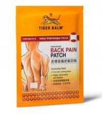 Пластырь Tiger Balm Back Pain Patch