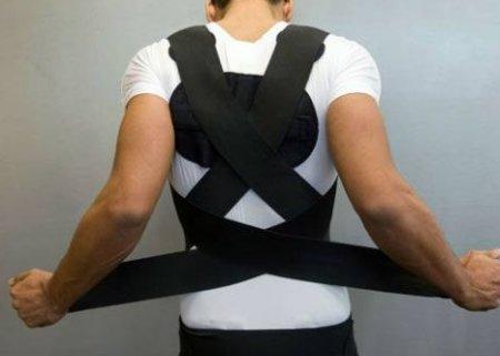 Ортопедический пояс для спины