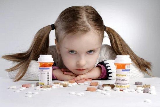 Медикаменты для ребенка