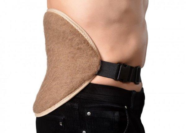 Согревающий пояс для спины