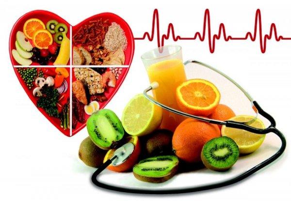 Питание для сердца и сосудов