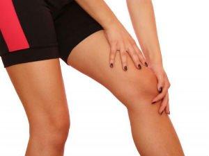 Тянущая боль в ноге
