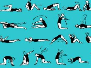 Какие упражнения выполнять при поясничном остеохондрозе