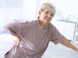 Остеопороз у пожилых женщин