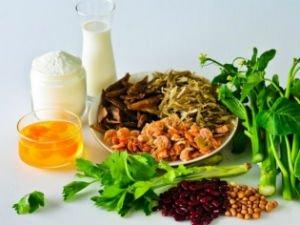 Продукты при остеопорозе