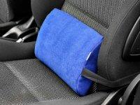 Подушка под поясницу в авто